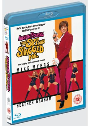 Austin Powers - The Spy Who Shagged Me (Blu-Ray)