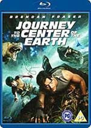 Journey To The Centre Of The Earth 3D (2008) (Blu-Ray)