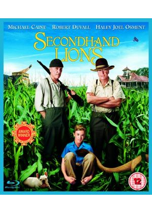 Secondhand Lions (Blu-Ray)