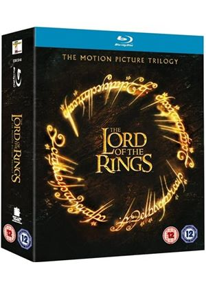The Lord Of The Rings Trilogy (Theatrical Version) (Blu-Ray)