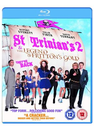St. Trinians 2 - The Legend Of Fritton's Gold (Blu-Ray)
