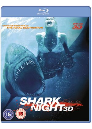 Shark Night 3D (Blu-ray 3D)