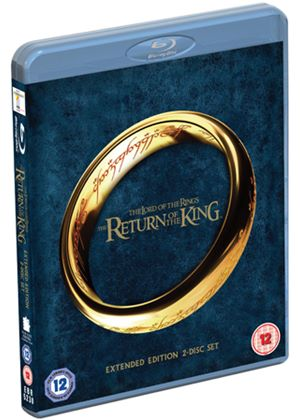 The Lord of the Rings: The Return of the King - Extended Cut (Blu-Ray)