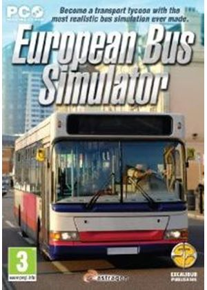 European Bus Simulator (PC)