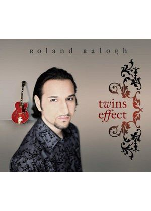 Roland Balogh - Twins Effect (Music CD)