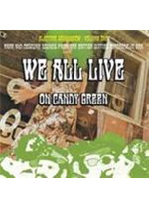 Various Artists - Electric Sound Show Vol.1 (We All Live On Candle Green) (Music CD)