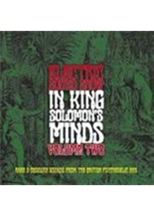 Various Artists - Electric Sound Show Vol.2 (In King Solomon's Minds) (Music CD)