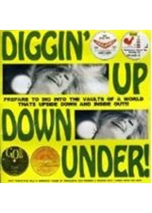 Various Artists - Diggin' Up Down Under (Music CD)