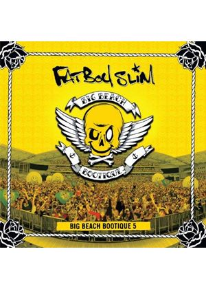 Fatboy Slim - Big Beach Bootique 5 (Music CD)