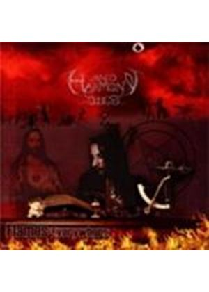 And Harmony Dies - Flames Everywhere (Music CD)