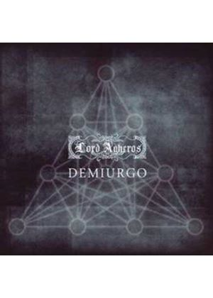 Lord Agheros - Demiurgo (Music CD)
