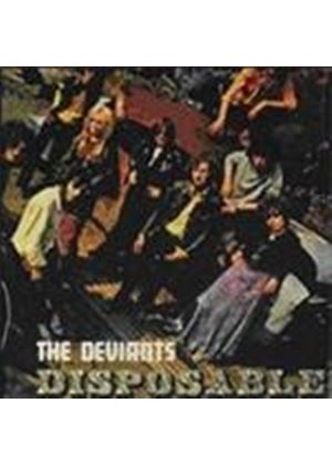 Deviants (The) - Disposable (Music CD)