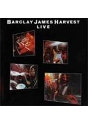 Barclay James Harvest - Live (Music CD)