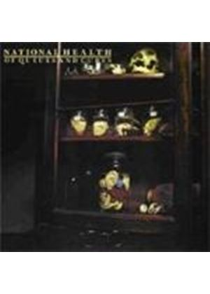 National Health - Of Queues And Cures (Music CD)