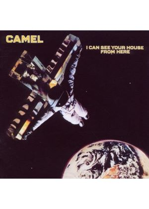 Camel - I Can See Your House From Here (Music CD)