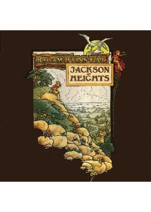 Jackson Heights - Ragamuffin's Fool (Music CD)