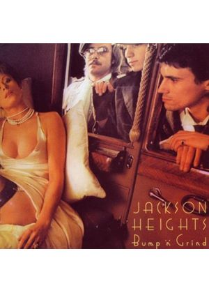 Jackson Heights - Bump 'n' Grind (Music CD)