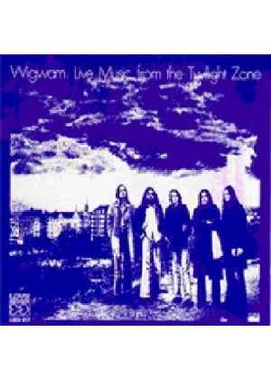 Wigwam - Live From The Twilight Zone (Music CD)