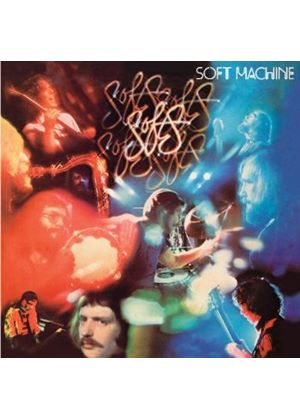 Soft Machine (The) - Softs (Music CD)