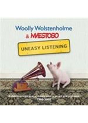 Woolly Wolstenholme's Maestoso - Uneasy Listening (Music CD)