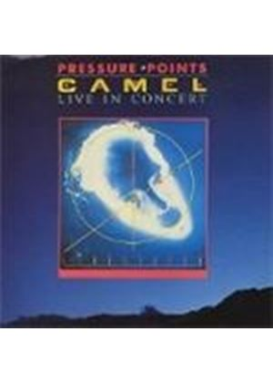 Camel - Pressure Points (Live In Concert) (Music CD)
