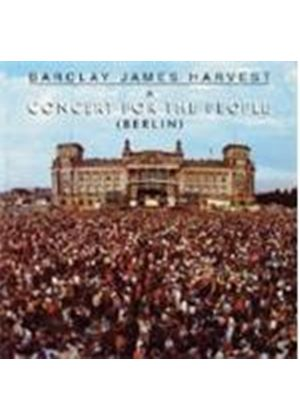 Barclay James Harvest - Concert For The People, A (Berlin) (Music CD)