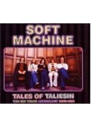 Soft Machine - Tales of Taliesin (The EMI Years Anthology 1975-1981) (Music CD)