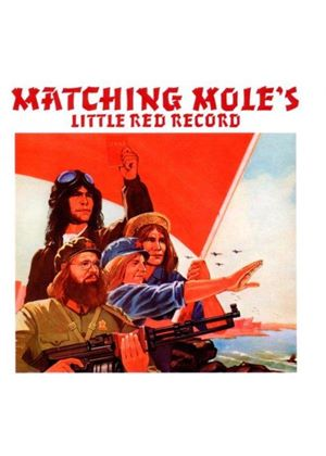 Matching Mole - Little Red Record (Music CD)