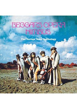 Beggars Opera - Nimbus - The Vertigo Years Anthology (Music CD)