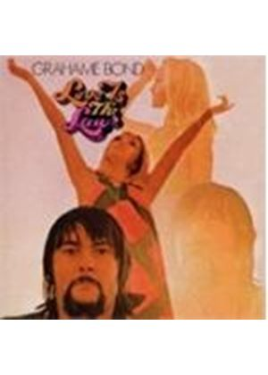 Graham Bond - Love Is The Law (Music CD)