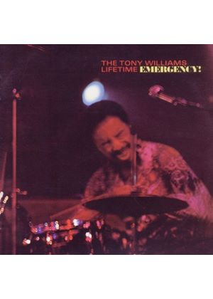 Tony Williams Lifetime - Emergency (Music CD)