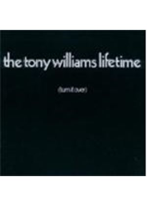 Tony Williams Lifetime - Turn It Over (Music CD)