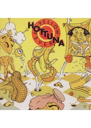 Hot Tuna - Yellow Fever (Music CD)
