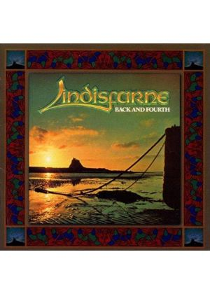Lindisfarne - Back and Fourth (Music CD)