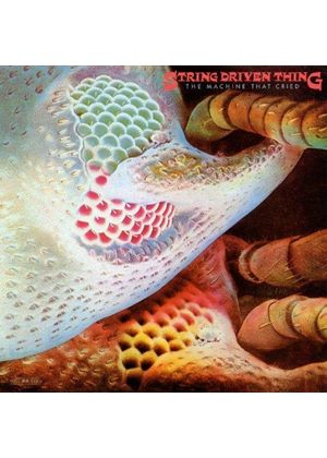 String Driven Thing - Machine That Cried (Music CD)