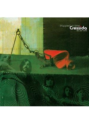 Cressida - Trapped In Time (Music CD)