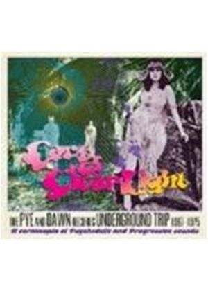 Various Artists - Cave Of Clear Light (The Pye And Dawn Records Underground Trip (1967-1977) (Music CD)