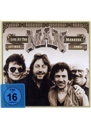 Man - Live At The Marquee ~ 13th May 1983 (Music CD)