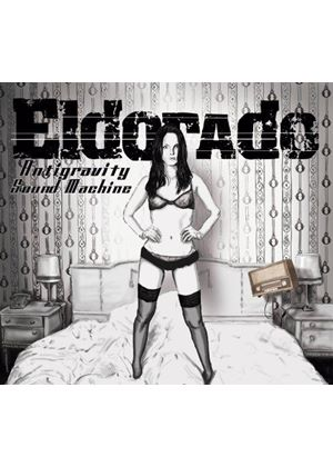 Eldorado - Antigravity Sound Machine (Music CD)