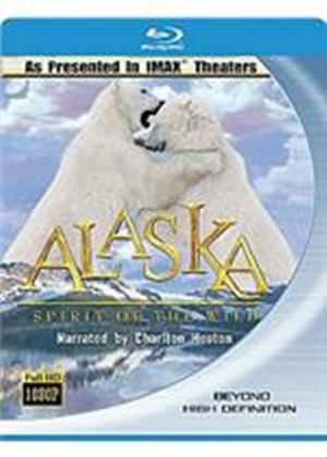 Imax - Alaska - Spirit Of The Wild (Blu-Ray)