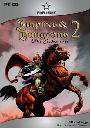 Empires & Dungeons 2 - The Sultanate (PC DVD)