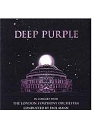 Deep Purple And The London Symphony Orch - Live At The Royal Albert Hall (Music CD)