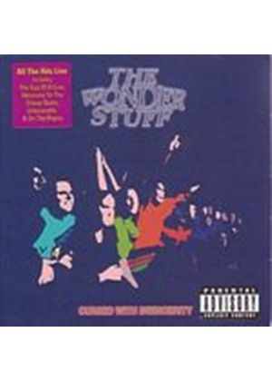 The Wonder Stuff - Cursed With Insincerity (Music CD)