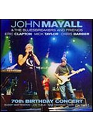 John Mayall And The Bluesbreakers - And Friends - 70th Birthday Concert (Music CD)