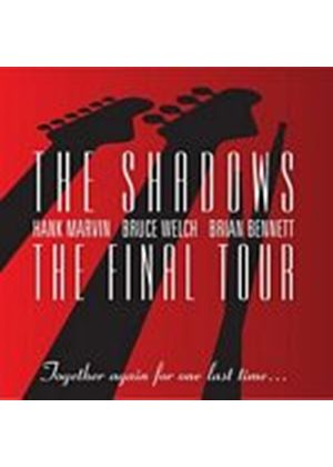 The Shadows - The Final Tour (Music CD)
