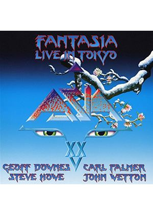 Asia - Fantasia - Live In Tokyo (Music CD)