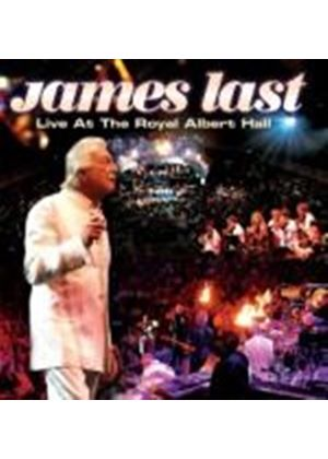 James Last - Live at the Royal Albert Hall 2007 (Music CD)