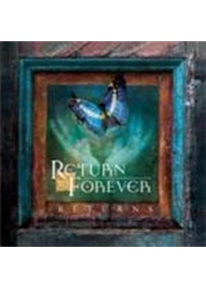 Return To Forever - Returns (Live In Clearwater FL 31 Jul 2008) (Music CD)