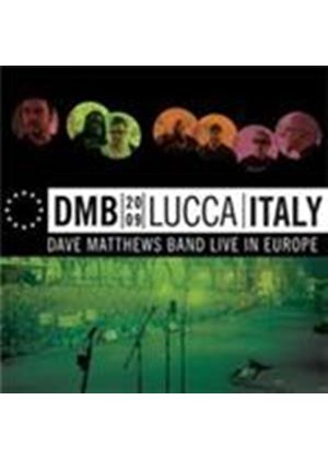 Dave Matthews Band (The) - DMB 2009 - Lucca Italy (Live At Piazza Napoleone 5 Jul 2009) (Music CD)