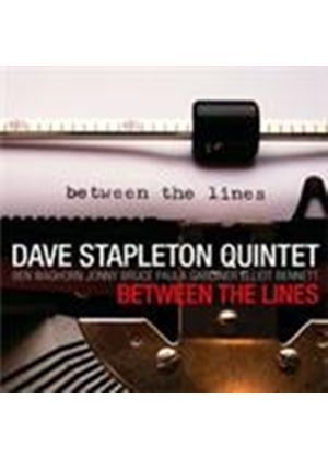 Dave Stapleton Quintet - Between The Lines (Music CD)